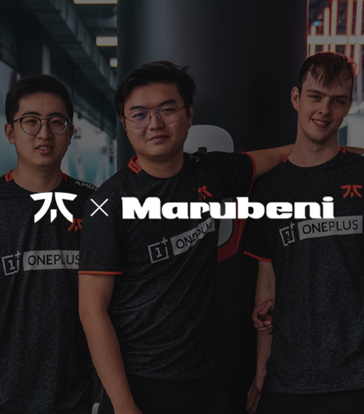 Fnatic announces $17M fundraise led by Marubeni