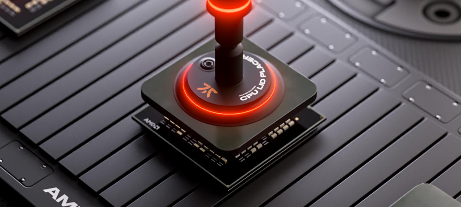 AMD Ryzen graphic