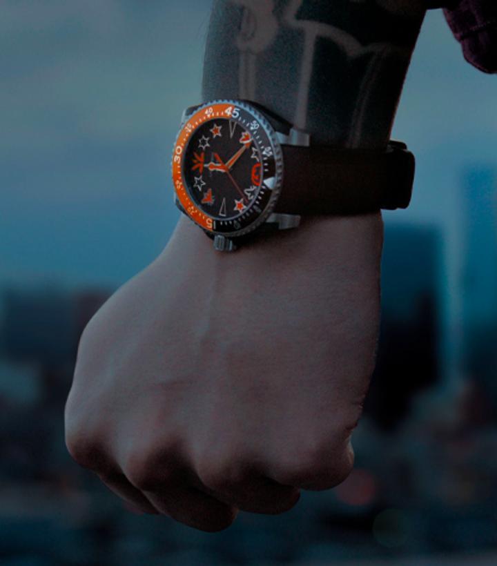 A Gucci x Fnatic collab watch