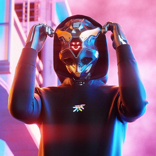 Fnatic wallpaper AMD avatar preview