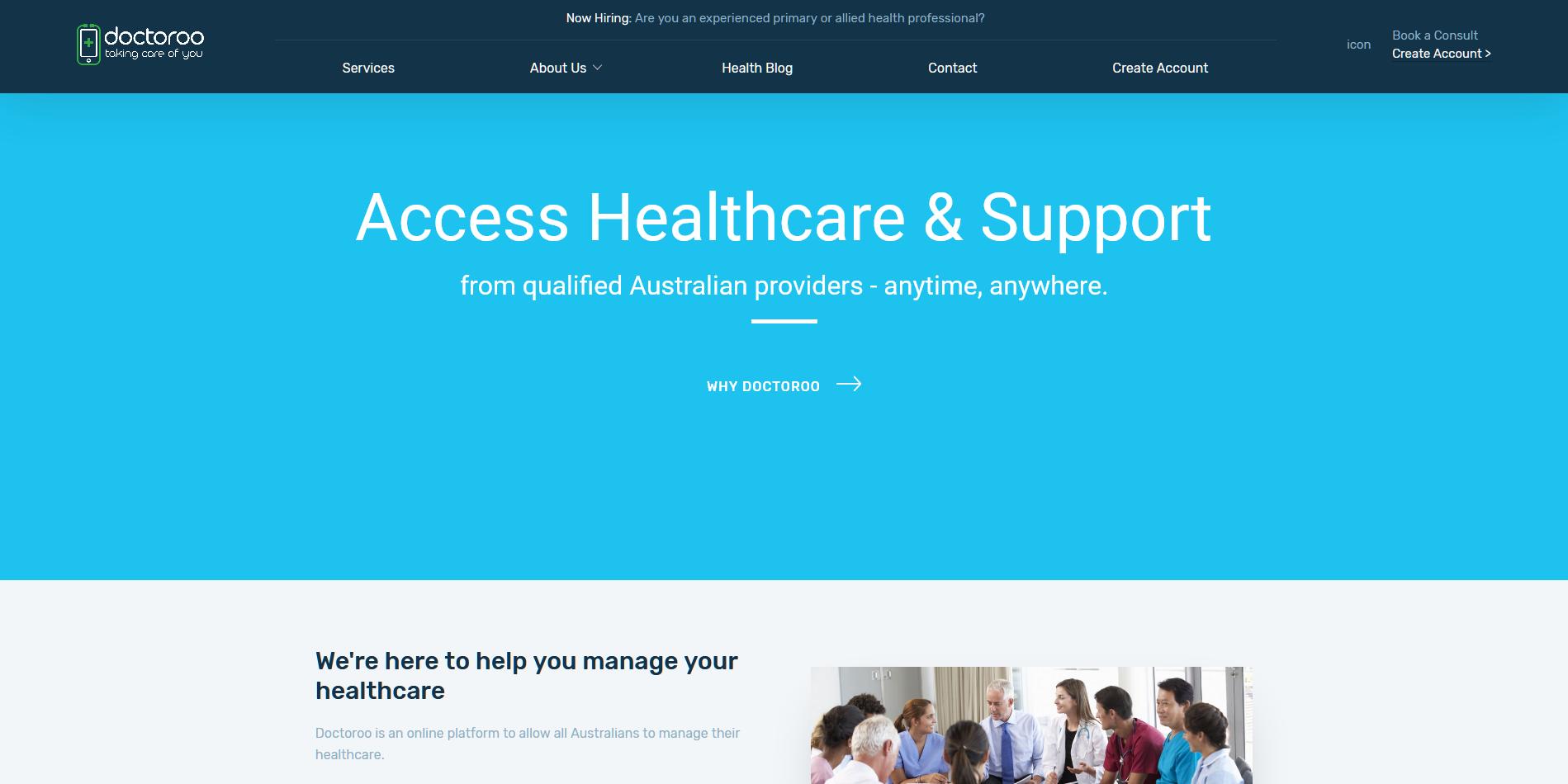 Doctoroo.com.au