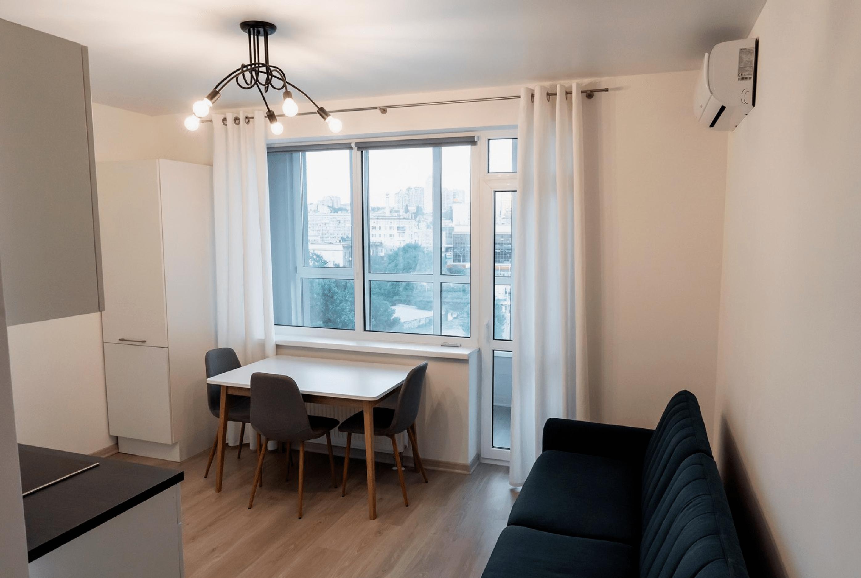 Вікна в квартиру