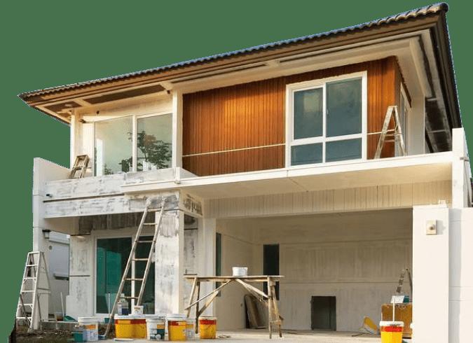 Установка вікон в будинок, будівництво