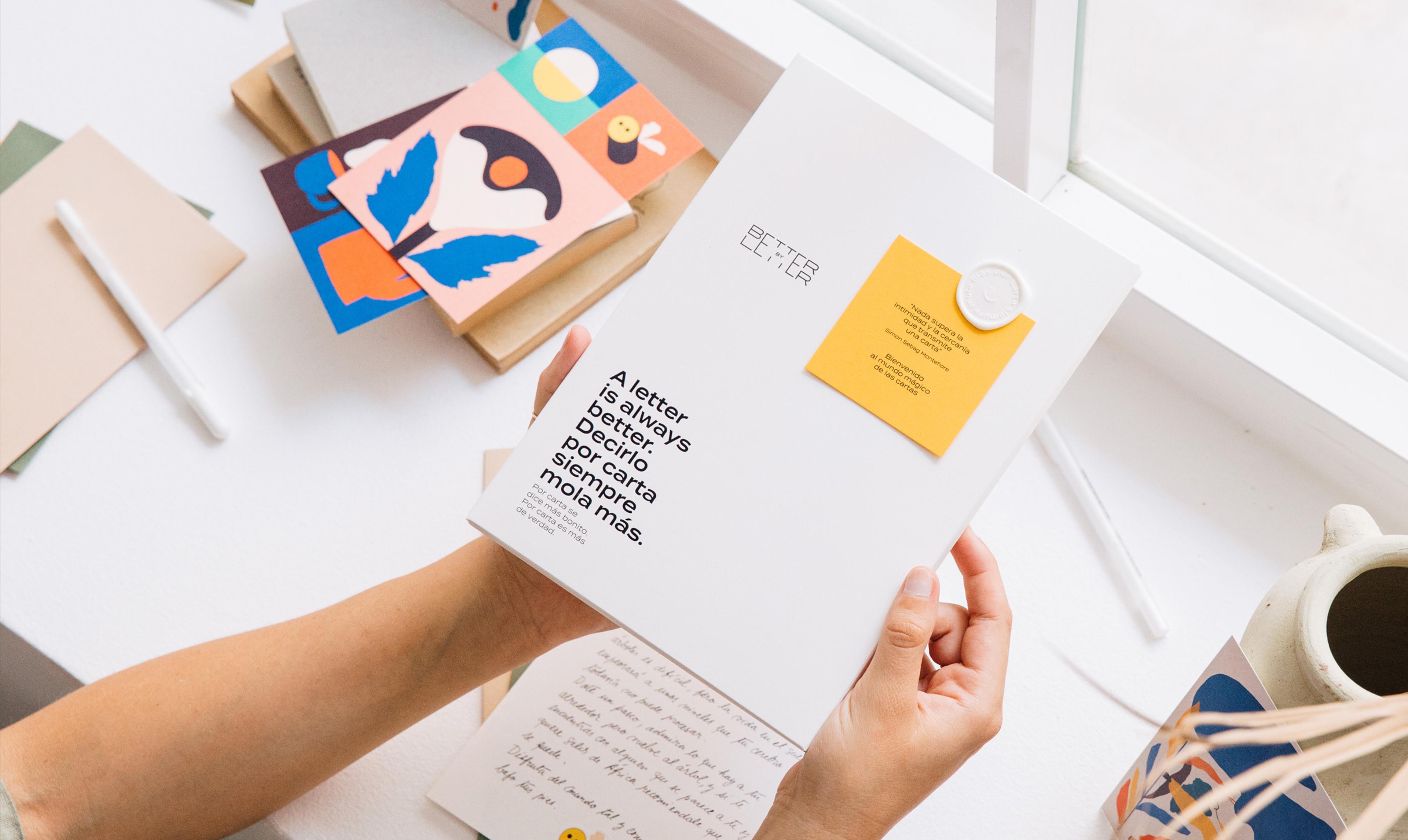 Better by Letter by Blavet Studio