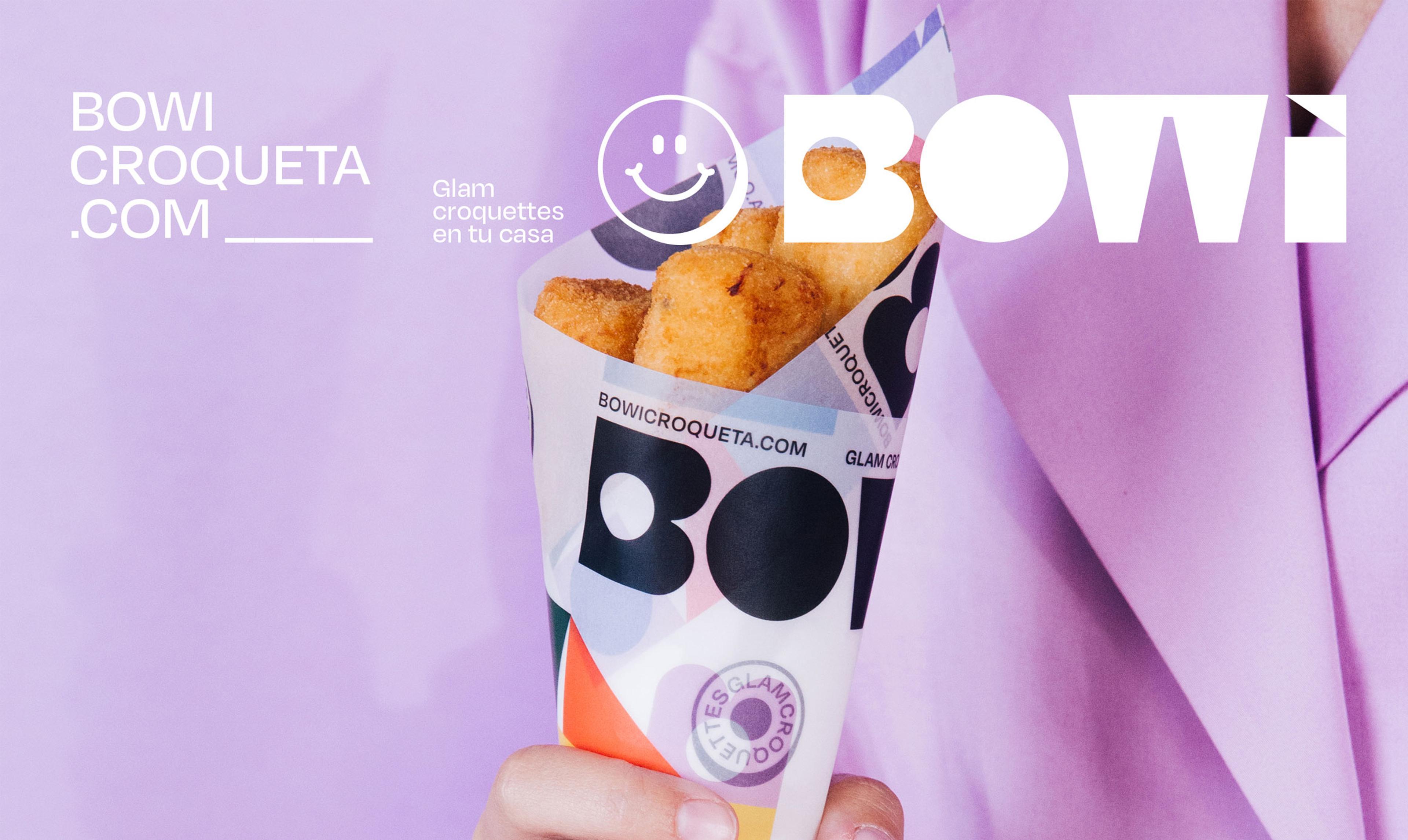Bowi Croqueta by Blavet Studio