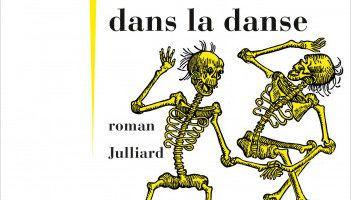 Couverture roman Entrez dans la danse de Jean Teulé