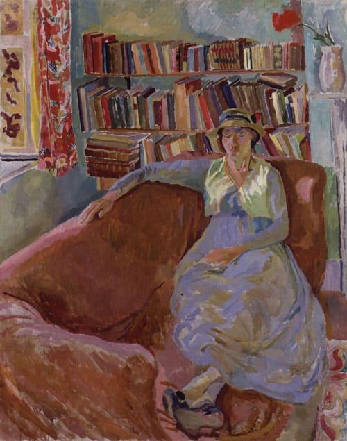 Vanessa Bell, soeur de Virginia Woolf