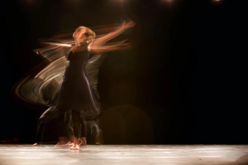 Sarabande et danse