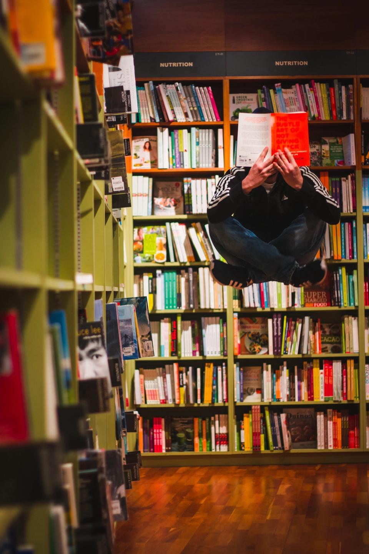 Le livre qui soulève le lecteur
