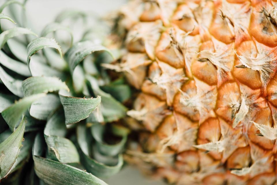 Ananas, fractale de la nature