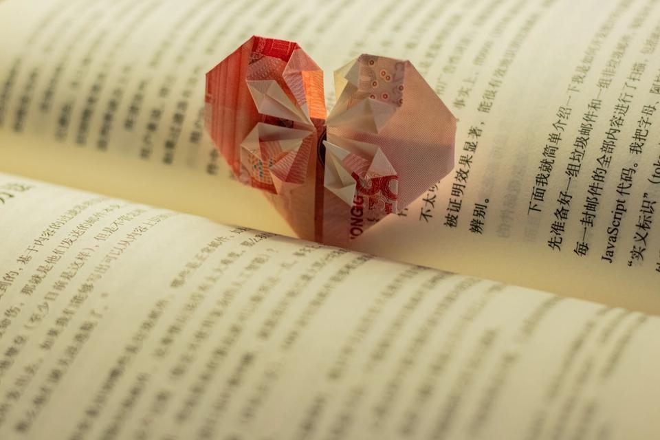 Le portrait chinois, un origami en mots