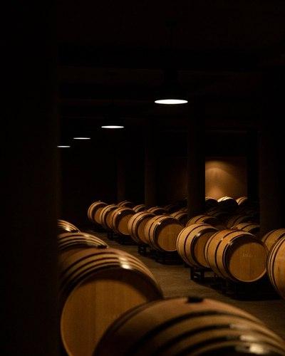 fieuzal underground barrel room