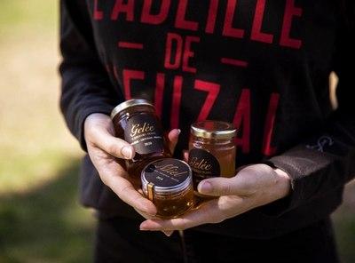 honey and gelée pots fieuzal gifts