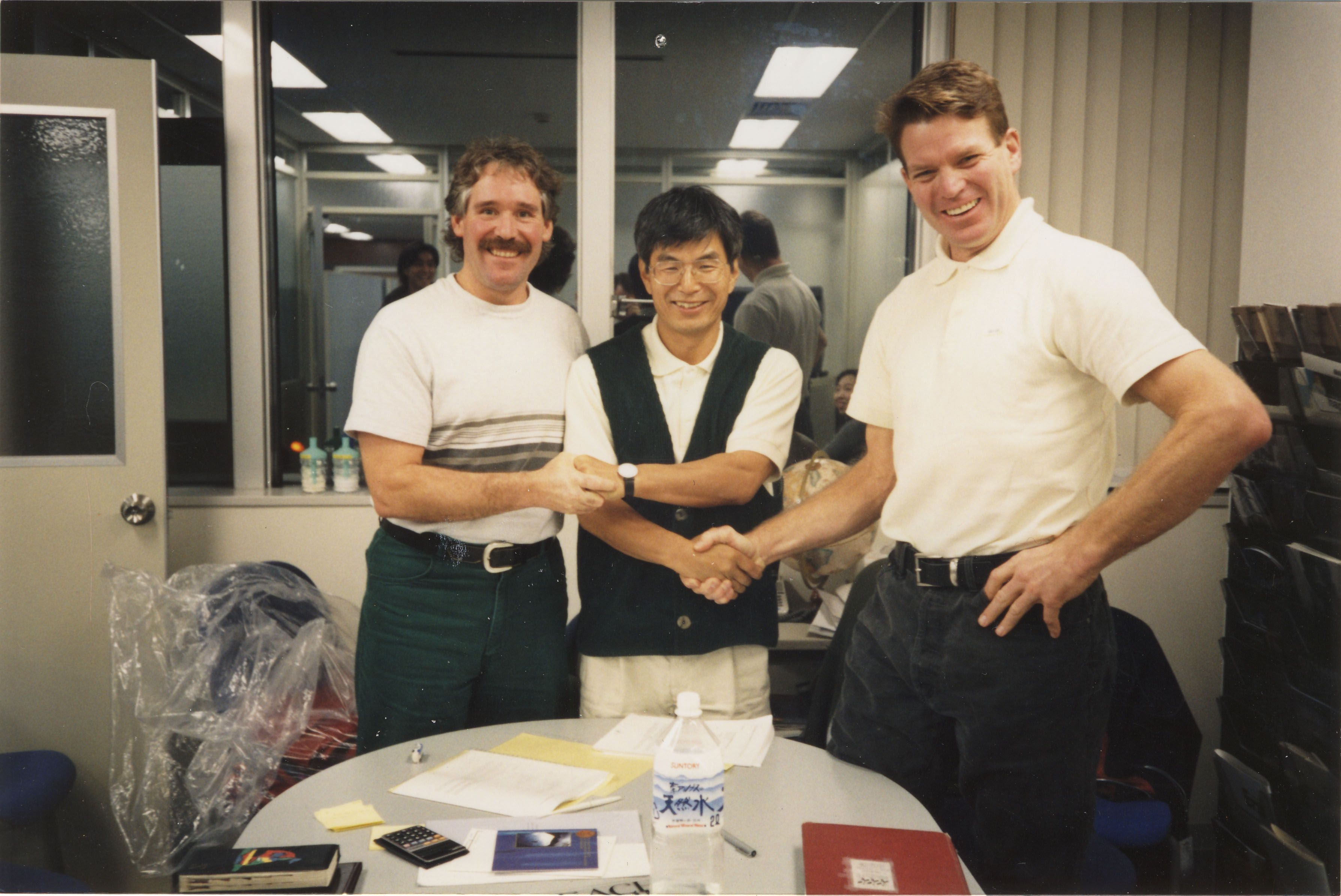 Agreement with Kano Yamanaka for Westbeach distribution in Japan, 1996