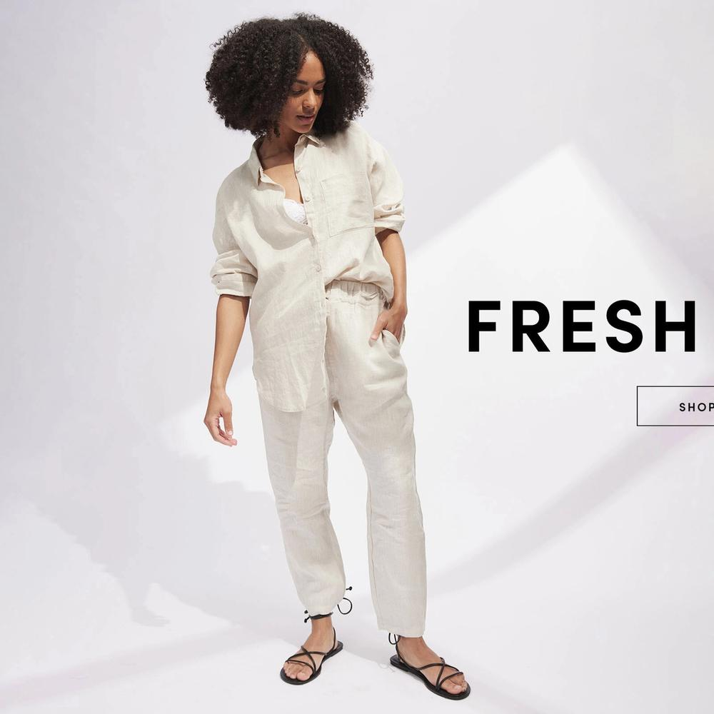 Fresh Linen.