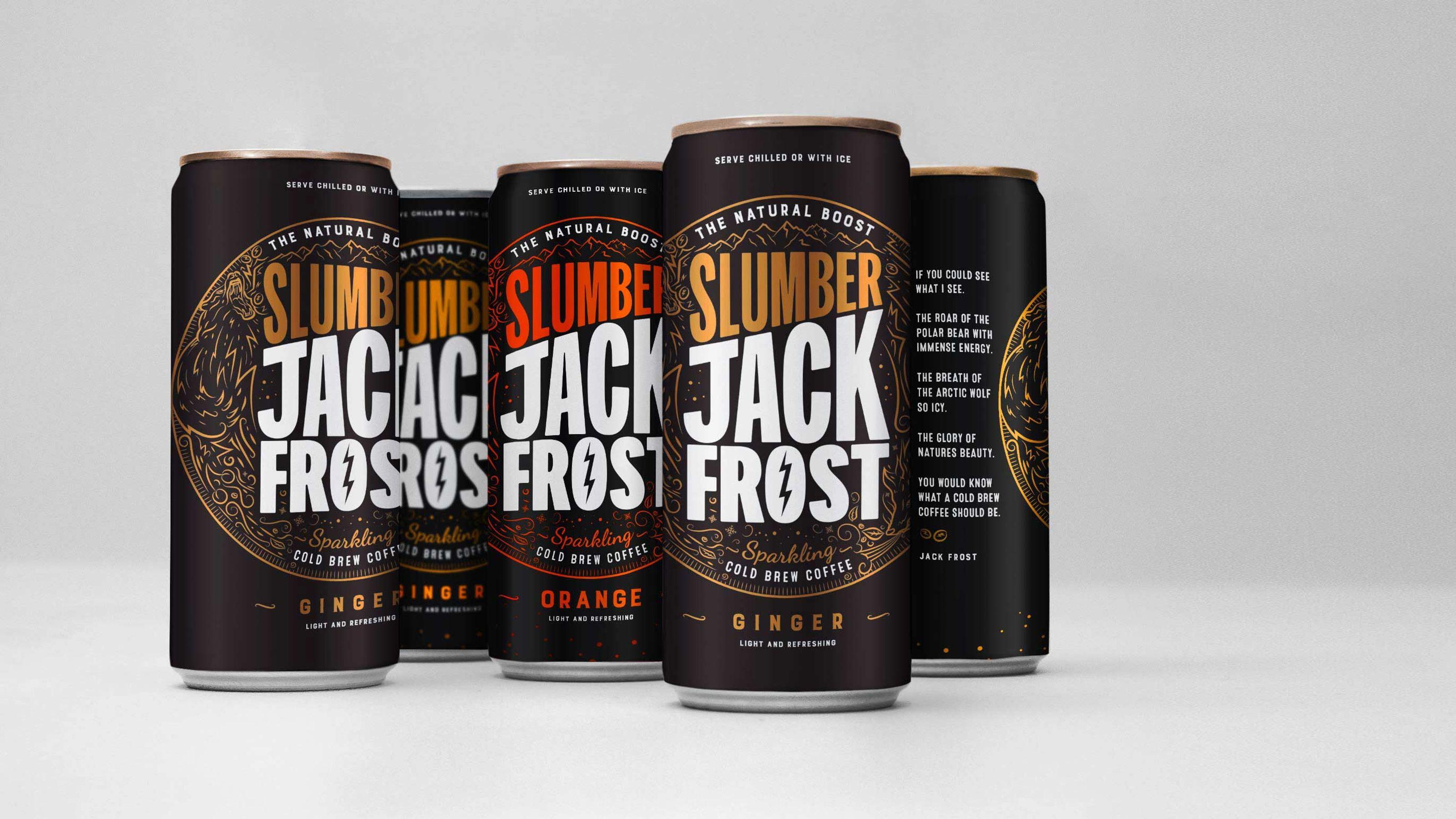 Slumberjack cans