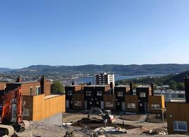 Austadveien Borettslag er en av våre nybyggprosjekter.