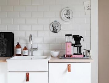 Bilde av et kjøkken hos ELKO Boligpartner, Buskerud Elektro.