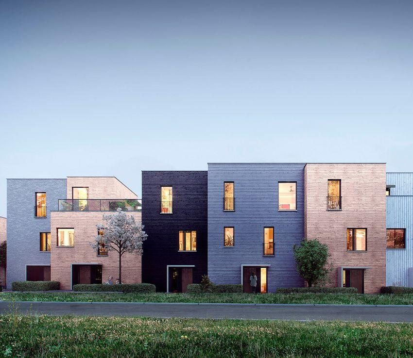 Ny bolig via Solid Entreprenør.
