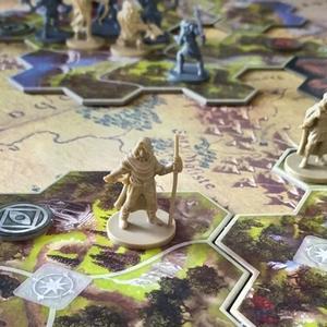 Elementy gry (Władca Pierścieni: Podróże przez Śródziemie)