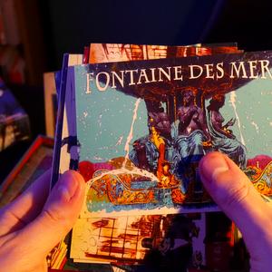 Talia pocztówek (Paryż: Miasto Świateł)