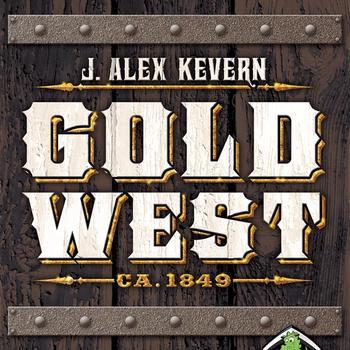 Gold West (Okładka gry)