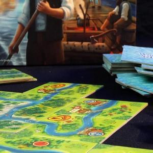 Elementy gry (Wodny Szlak)
