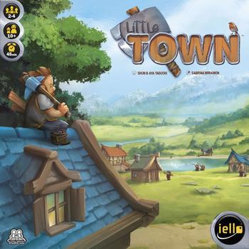 Little Town (Okładka gry)