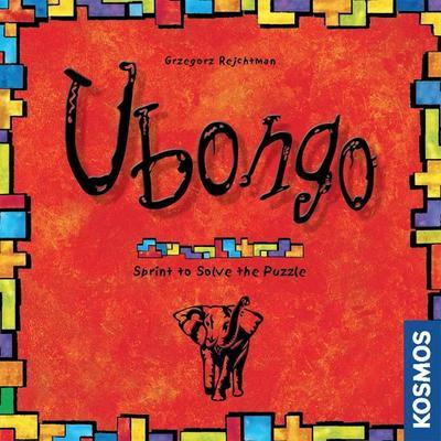 Ubongo (Okładka gry)
