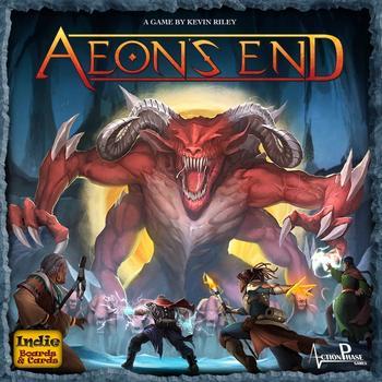 Aeon's End (Okładka gry)