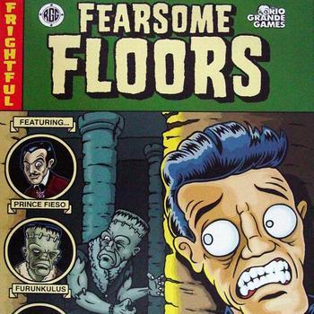 Fearsome Floors (Okładka gry)