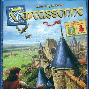 Carcassonne (Okładka gry)