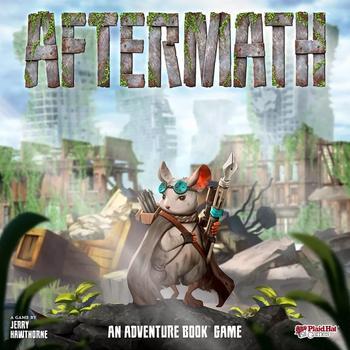 Aftermath (Okładka gry)