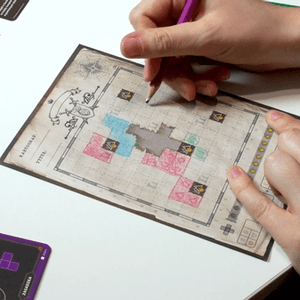 Rysowanie mapy (Kartografowie)