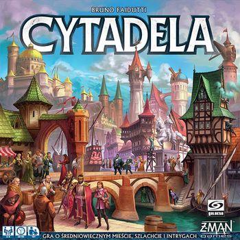 Cytadela (Okładka gry)