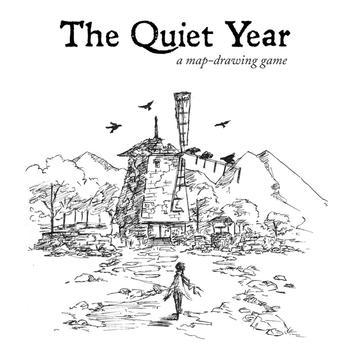 The Quiet Year (Okładka gry)