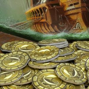 Stos monet (Cyklady)
