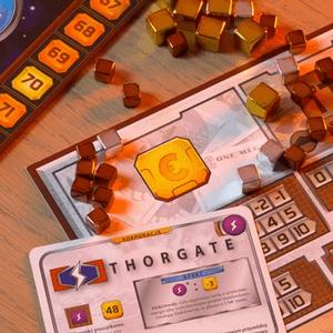 "Karta korporacji ""Thorgate"" (Terraformacja Marsa)"