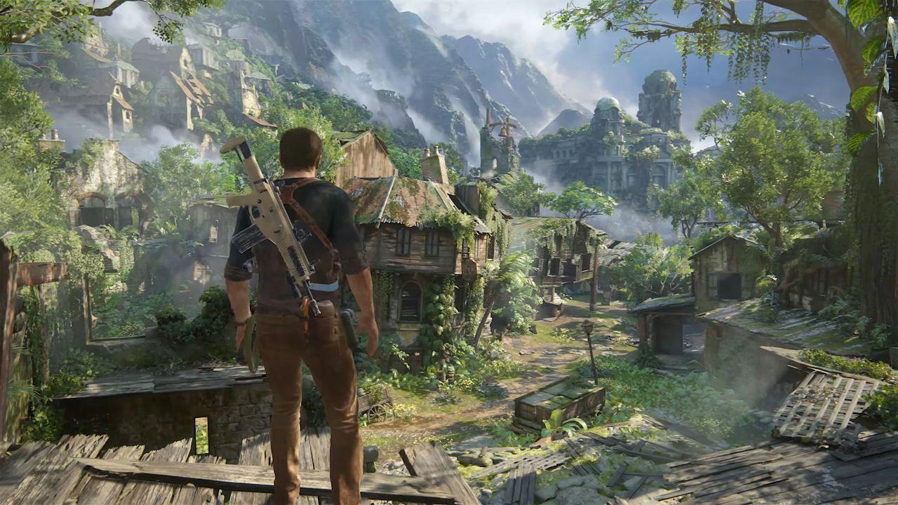Uncharted 4: Kres Złodzieja, proj. Bruce Straley, Neil Druckmann
