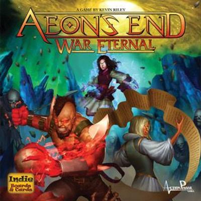 Aeon's End: Wieczna Wojna (Okładka gry)