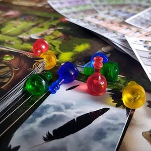 Elementy gry (Alchemicy)