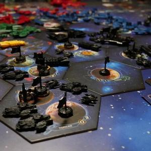 Plansza i elementy gry (Twilight Imperium: Fourth Edition)