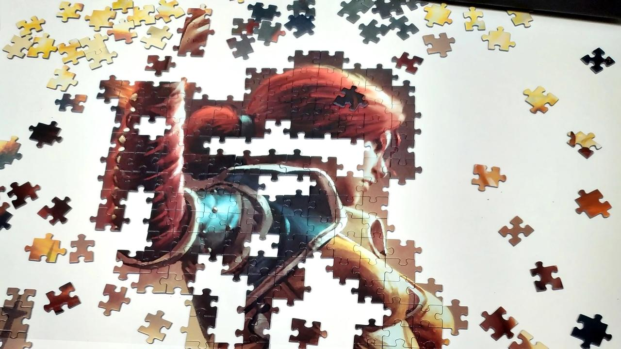Puzzle Bohaterowie Wiedźmina Seria II – Triss Merigold, CDP