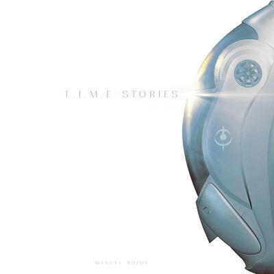 T.I.M.E Stories (Okładka gry)
