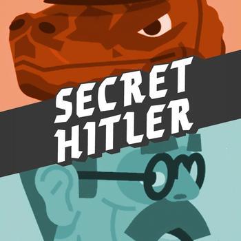 Secret Hitler (Okładka gry)