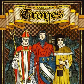 Troyes (Okładka gry)