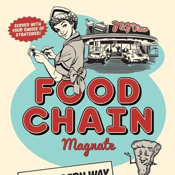 Food Chain Magnate (Okładka gry)