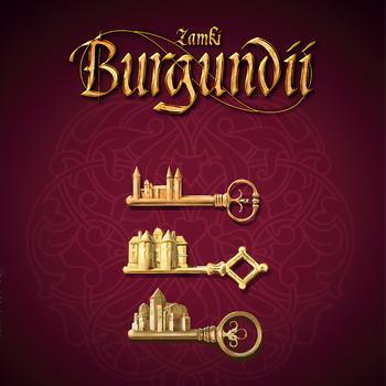 Zamki Burgundii (Okładka gry)