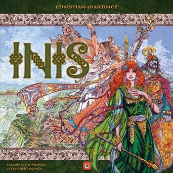 Inis (Okładka gry)