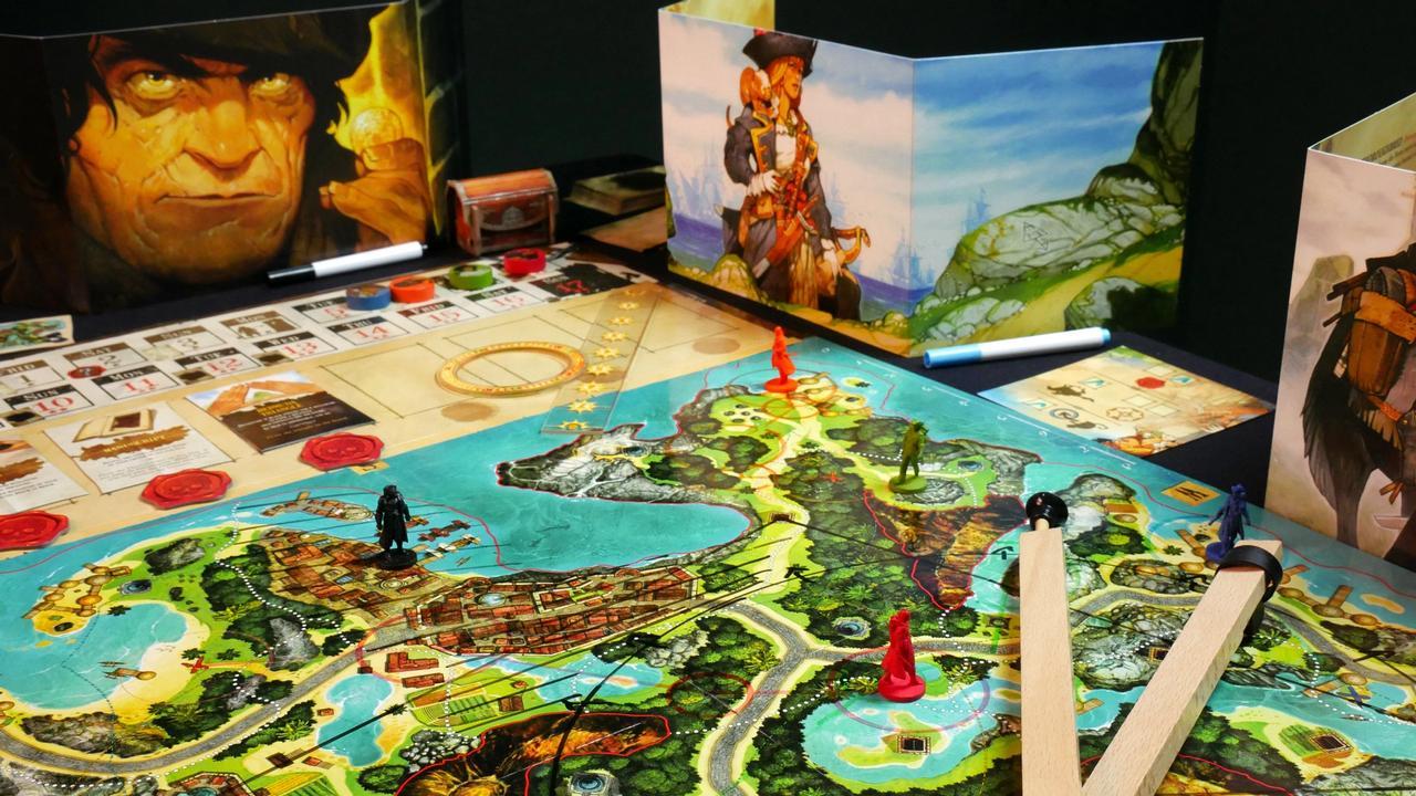 Gra Wyspa Skarbów: Złoto Johna Silvera